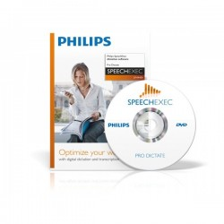 PHILIPS SpeechExec Pro Dictate LFH4400