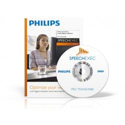 PHILIPS SpeechExec Pro Transcribe LFH4500